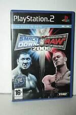 SMACK DOWN VS RAW 2006 USATO OTTIMO STATO PS2 VERSIONE ITALIANA PAL GP1 39837