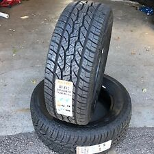2x 255 60 18 112H Maxxis AT771 All Terrain 4x4 Tyres 255 60 18 New Tyres x2