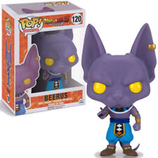 Dragon Ball Z #120 Beerus Funko Pop 1 PC Anime Figure Gift Toy US