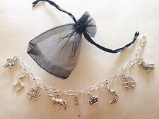 Game Of Thrones Inspired Charm Bracelet Birthday Party Christmas Stocking Gift