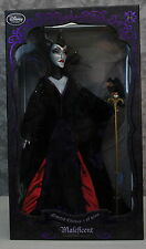 """New Disney Limited Edition Maleficent from Sleeping Beauty Doll - 17"""""""