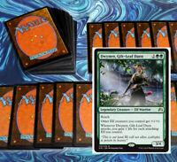 mtg GREEN ELF DECK Magic the Gathering rare 60 cards elves dwynen marwyn yeva