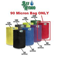 BAY HYDRO 5 Gallon 90m Micron Replacement Bubble ICE Extraction Bag QUALITY $$