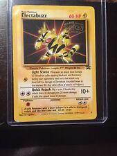 Electabuzz # 2 Black Star Promo WB Movie Pokemon Card