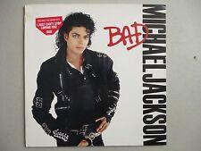 LP Michael Jackson-Bad (Gatefold Sleeve) (1987)