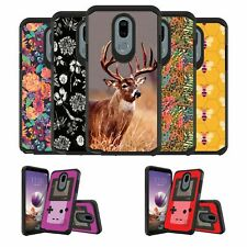 For LG Stylo 5 / Sylo 5 Slim Dual Layer Case
