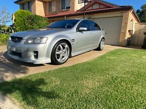 VE SV6 commodore 6 speed manual