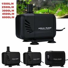 More details for submersible water pump fish tank pond aquarium waterfall fountain sump feature