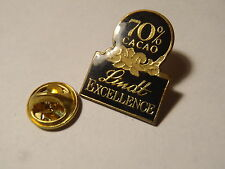 PIN'S Lindt excellence 70% cacao