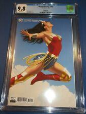 Wonder Woman #766 Middleton Variant CGC 9.8 NM/M Gorgeous Gem Wow
