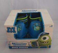 La Universidad de Monsters Inc Pixar Patines Quad Niños Childrens