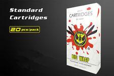 Professional Disposable Sterilized Tattoo Needle Cartridge 7 Round Liner 20pcs
