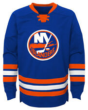NHL New York Islanders Kids Youth Boys Classic Hockey Crew Sweatshirt, XL(18)