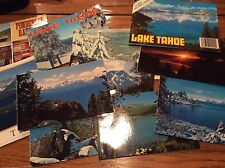 Unposted Set Collectable USA Postcards
