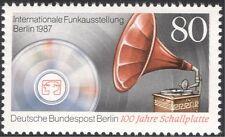 Germany (B) 1987 Music/Records/Gramophone/Broadcasting/Radio 1v (n27536)
