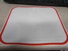 NOS KTM Front Upside Down Fork Number Plate Blank Decal KTM 125-250-360-500