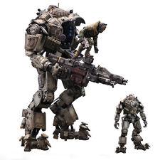 "10"" Titanfall ATLAS Action Figure Titan Pilot Battle Mech KAI Play Arts Toy Gift"