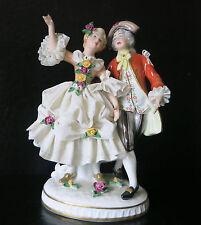 Zeitgenössische Porzellan-Volksfiguren