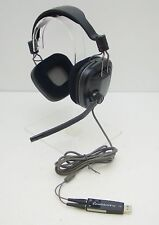 Plantronics GameCom 380 Stereo DSP Surround Sound Gaming USB Headset - Bulk Pack