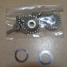 Tamiya Diff. Bevel Gear Set NEW 50602 TGX TG10 TL01 CC