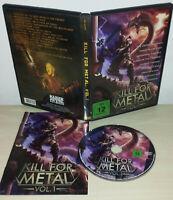 KILL FOR METAL - VOL.1 - DVD