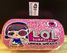 LOL Surprise! UNDER WRAPS BLING QUEEN Series 4 Big Sister Doll Eye Spy Rare Gold