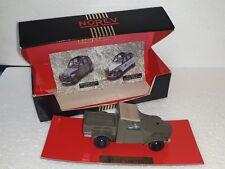 Ligne noire NOREV CITROEN 2CV PROTOTYPE 1936 NF BOITE MINT BOX 1993 SÉRIE LIMITE