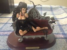 Vladimira By The Moonlight Statue Dracula's Daughter Only 500 Made Worldwide