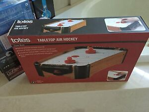 Totes Tabletop Air Hockey Game - New in Box!