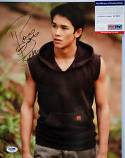 PSA/DNA SIGNED 11X14 PHOTO   BOO BOO STEWART  PE263