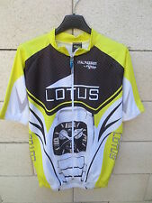 Maillot cycliste LOTUS cycling jersey shirt camiseta trikot New Fashion Sport L