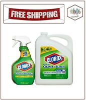 Clorox Clean-Up All-Purpose Cleaner with Bleach, Original, 32 oz. Spray and 180