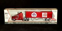 UNIVERSITY OF ARIZONA Model Power HO 1:87 Scale Tractor and Trailer  NIB