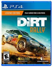 DiRT Rally - Playstation 4 PS4 Brand New Ships Worldwide