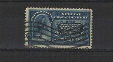 U.S.A.  États-Unis 1884-94 messager exprès timbre oblitéré /T1964