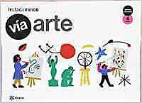 (17).VIA ARTE 4 AÑOS.(TALLERES Y RINCONES). ENVÍO URGENTE (ESPAÑA)