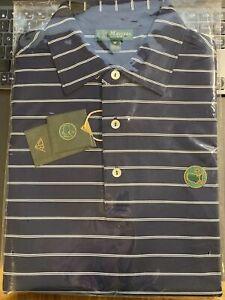 🔥 2021 Masters 1934 Berckmans Logo Polo Member Shop- Medium 🔥
