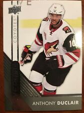 2016-17 Overtime Hockey Rookie #144 Anthony Duclair