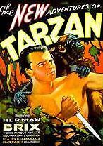 NEW ADVENTURES TARZAN - DVD - Region Free - Sealed