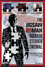 DVD - The Jigsaw Man - Agenten sterben zweimal  (NEU, in Folie eingeschweisst!)