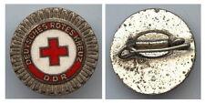 DDR Deutsches Rotes Kreuz treue Abzeichen in Silber