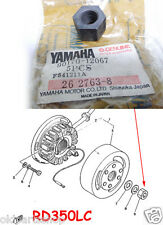 Yamaha RD350YPVS RZ350 RD350LC Magneto Generator Nut NOS RD125LC 90170-12067