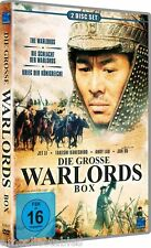 DVD 2 DISC JUEGO - LA GROSSE WARLORDS CAJA - JET LI - 6 HORAS TIEMPO DE DURACIÓN