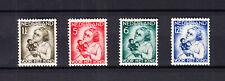 Nederland 270 - 273 Kind 1934 postfris met de originele gom