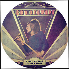 Rod Stewart. Every Picture Tells A Story Repro record label sticker