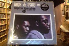 Milt Jackson John Coltrane Bags & Trane 2xLP sealed 180 gm vinyl reissue 45 RPM