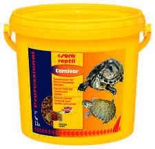 Sera reptil Professionnel Carnivore 3800ml / 1 kg, repto food