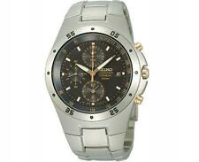 Seiko Armbanduhren aus Titan