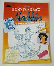 Disney's How to Draw Aladdin Art Book