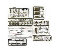 Henglong 3839 USA Walker Bulldog 1/16 Scale RC Tank Plastic Decoration Parts Bag